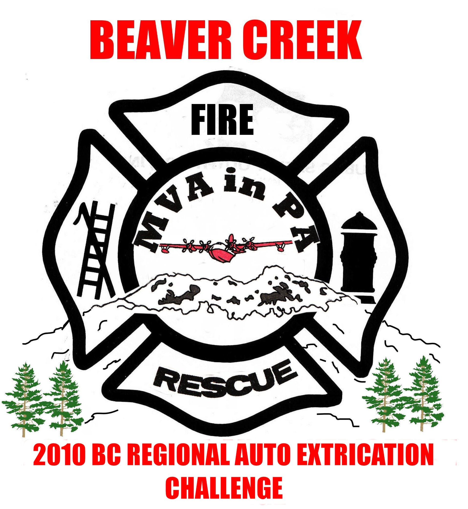 Beaver Creek Volunteer Fire Department Logo